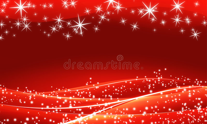 Christmas card. Background for creating christmas cards stock illustration