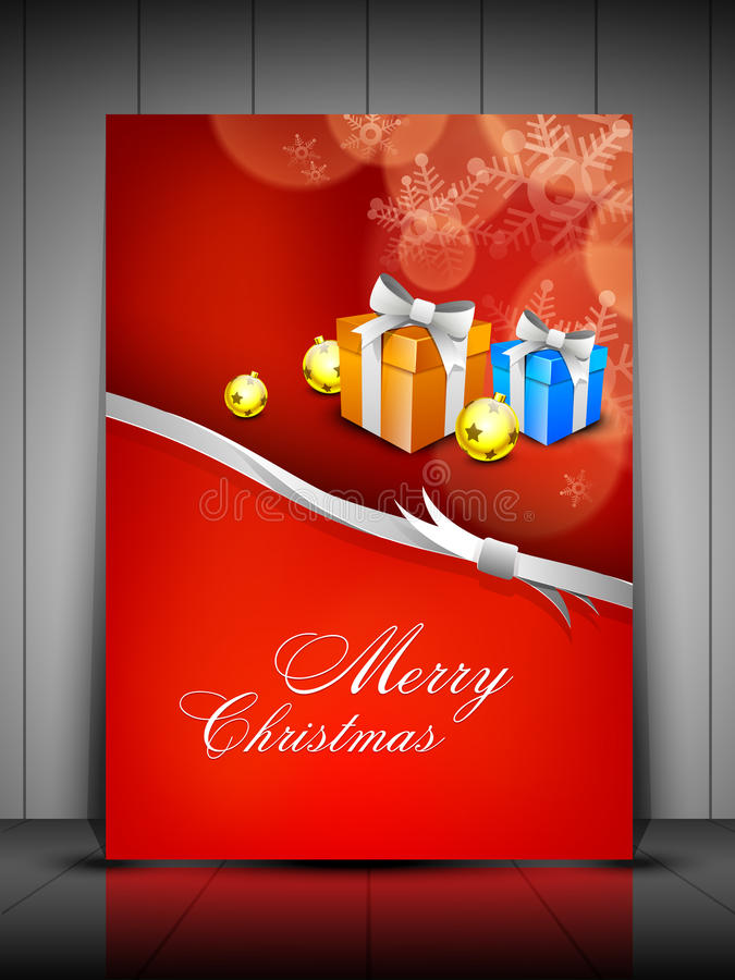 Download Christmas Card Or Background Stock Vector - Image: 26645864