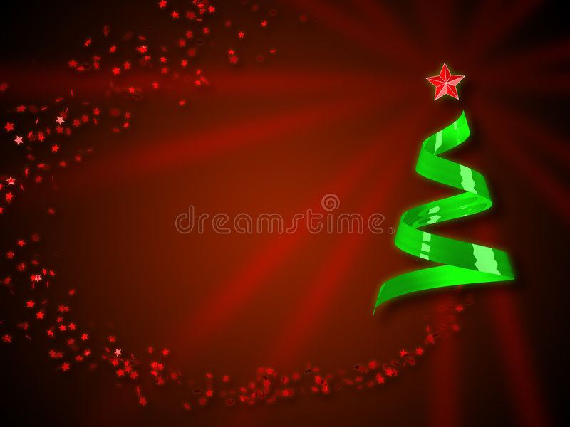 Download Christmas Card Background stock illustration. Illustration of card - 7138516