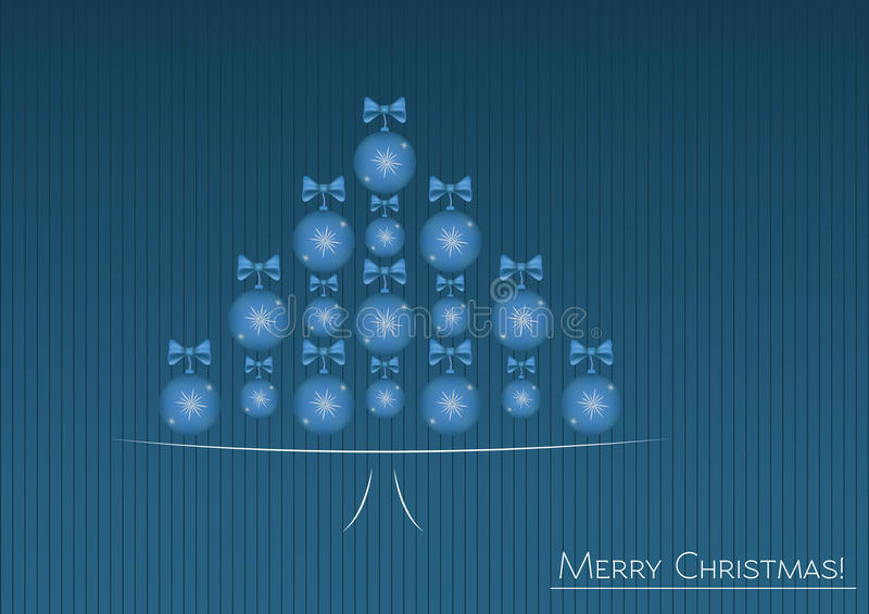 Download Christmas Card stock image. Image of lines, merry, winter - 33997015