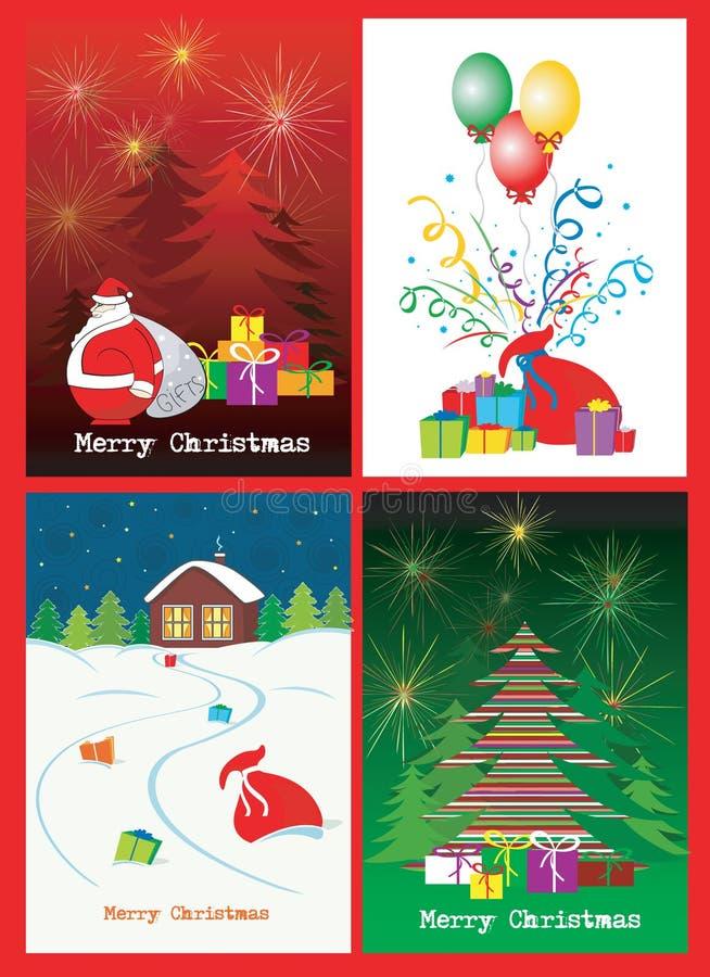 Download Christmas Card Illustrations Stock Illustration - Image: 3705203
