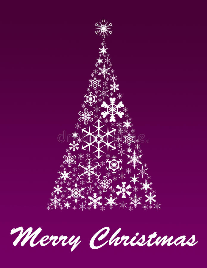 Download Christmas Card stock illustration. Image of card, snowflakes - 35631808