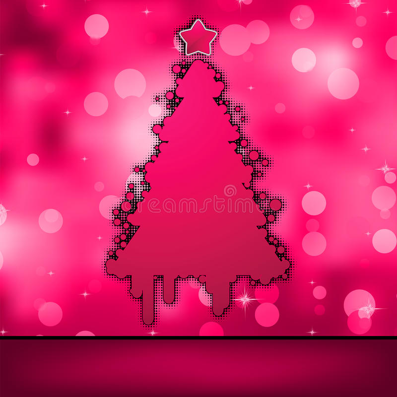 Download Christmas Card Template. EPS 8 Stock Vector - Illustration: 24832251