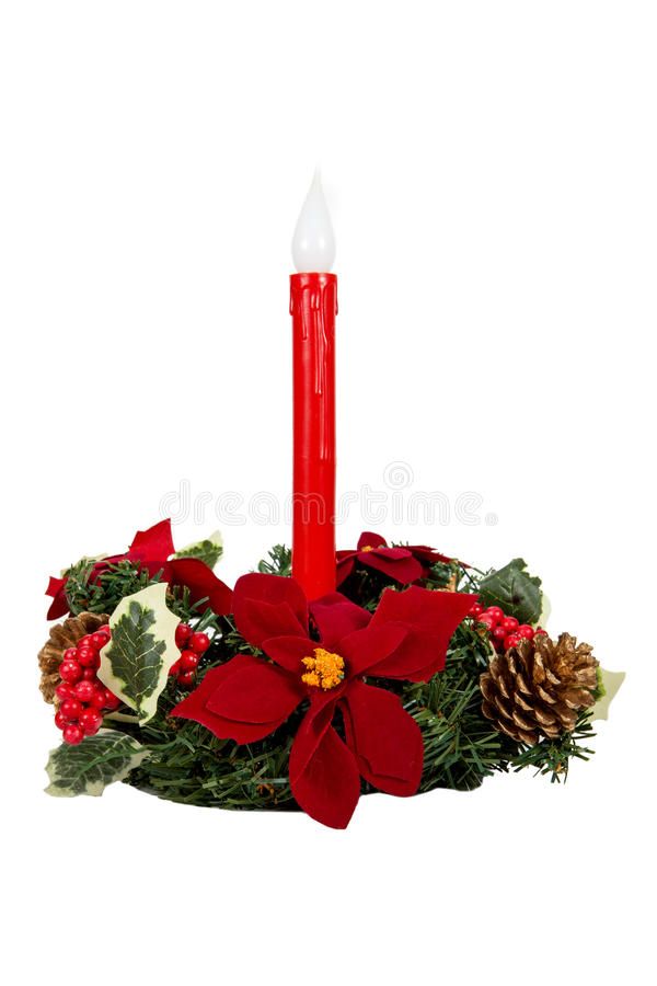 Christmas Centerpiece royalty free stock photography