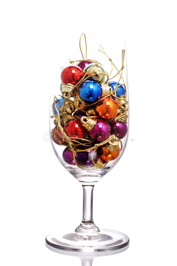 Download Christmas Cheers Stock Photo - Image: 3613070