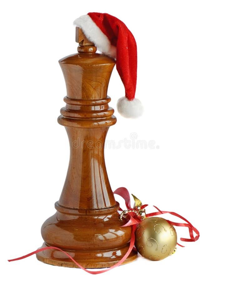 Christmas Chess Stock Photo Image Of White Chess Play