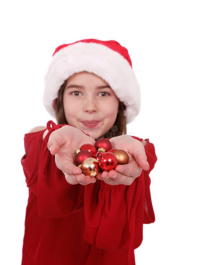 Christmas Child royalty free stock photos