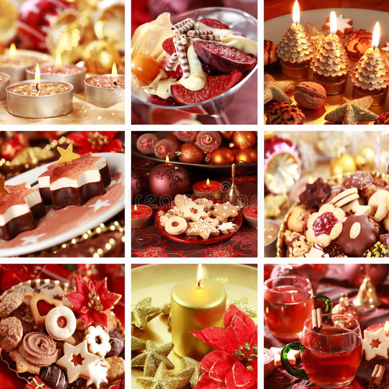 Free Christmas Collage Stock Photo - 20020870