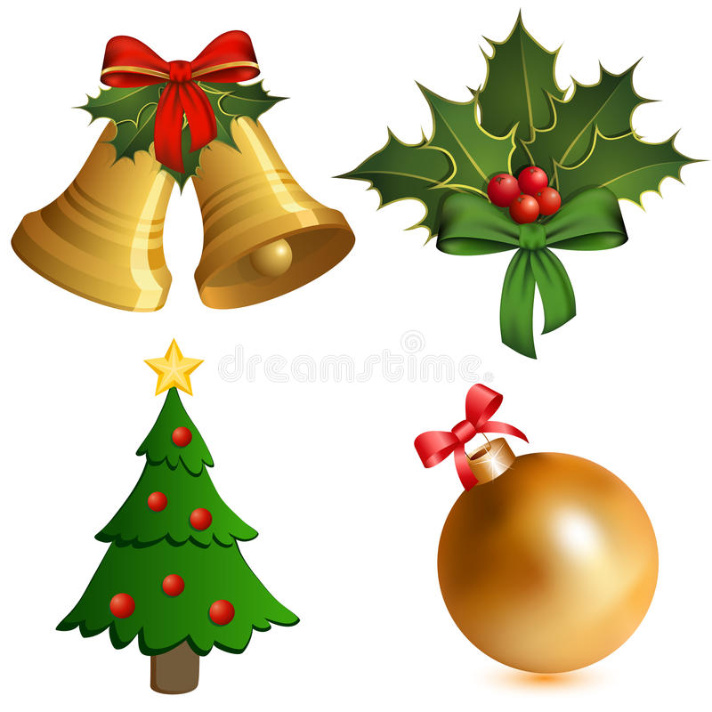 Christmas Collection stock illustration