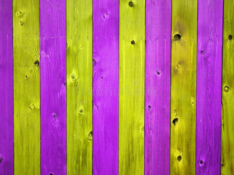 Download Christmas Colored Wooden Fence Board Background Stock Photo - Image: 12083824