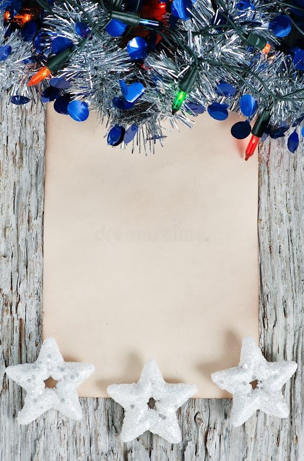 Download Christmas Congratulation Card Stock Photo - Image: 27622412