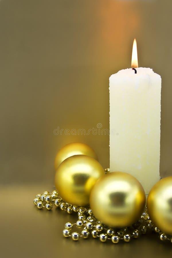 Christmas congratulatory card royalty free stock photos
