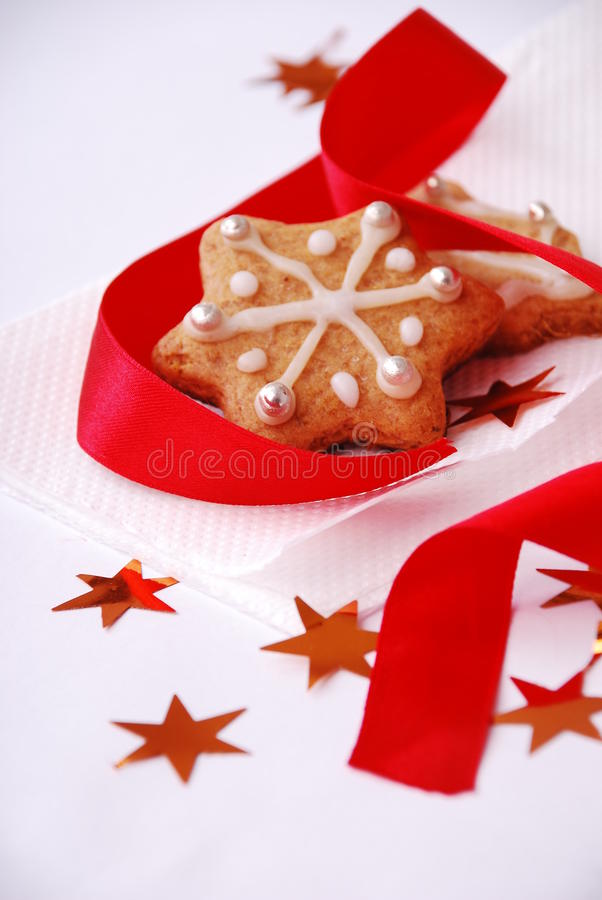 Free Christmas Cookie Royalty Free Stock Images - 17069019