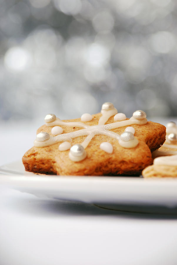 Free Christmas Cookie Stock Photo - 17069020
