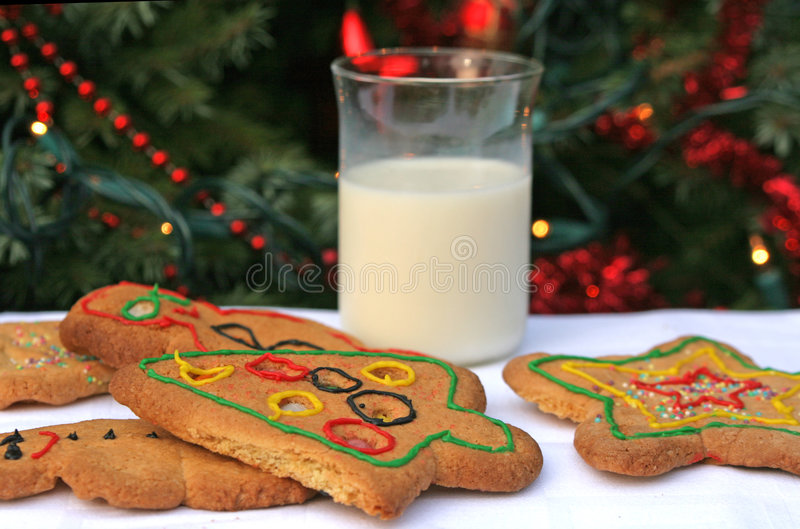 Download Christmas cookies stock image. Image of tree, december - 1030379