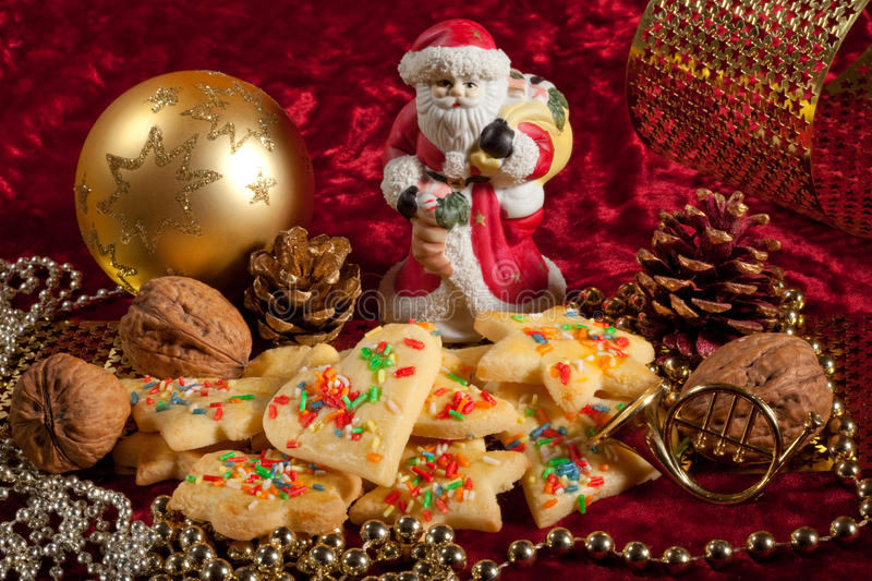 Download Christmas cookies stock image. Image of cakes, gifts - 10725349