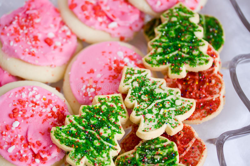 Download Christmas Cookies stock image. Image of celebration, treat - 12976771