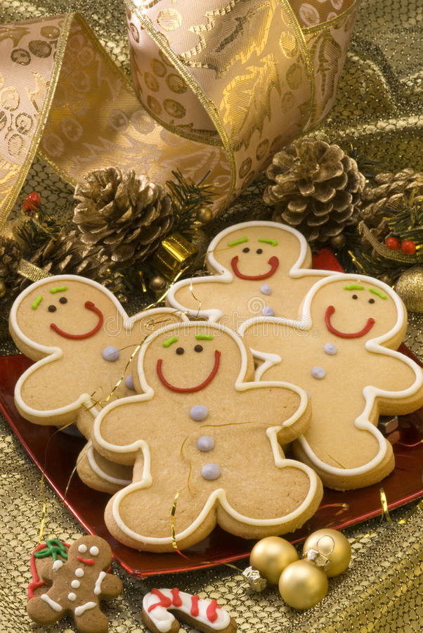 Download Christmas cookies. stock image. Image of typical, homemade - 16748847