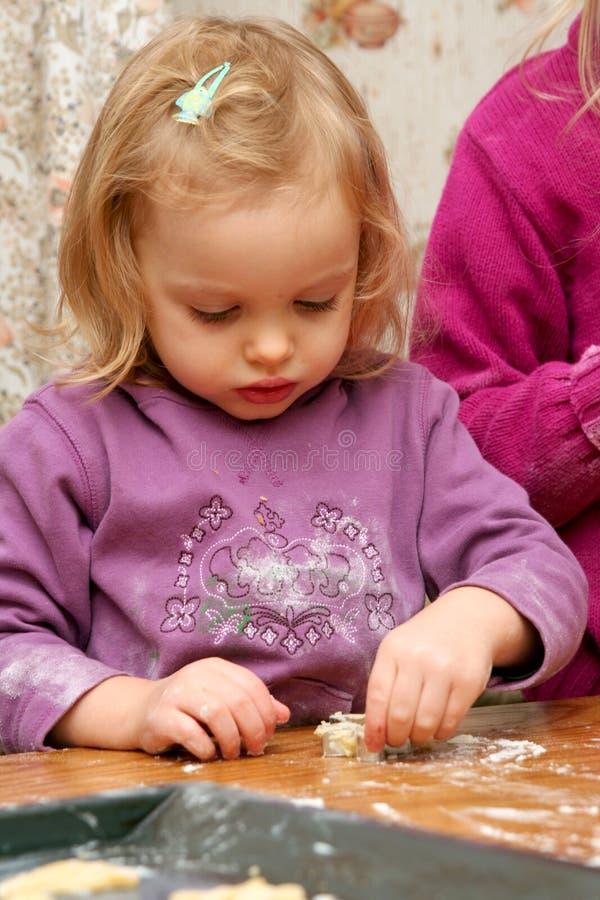 Download Christmas cookies stock photo. Image of flour, babies - 1693740