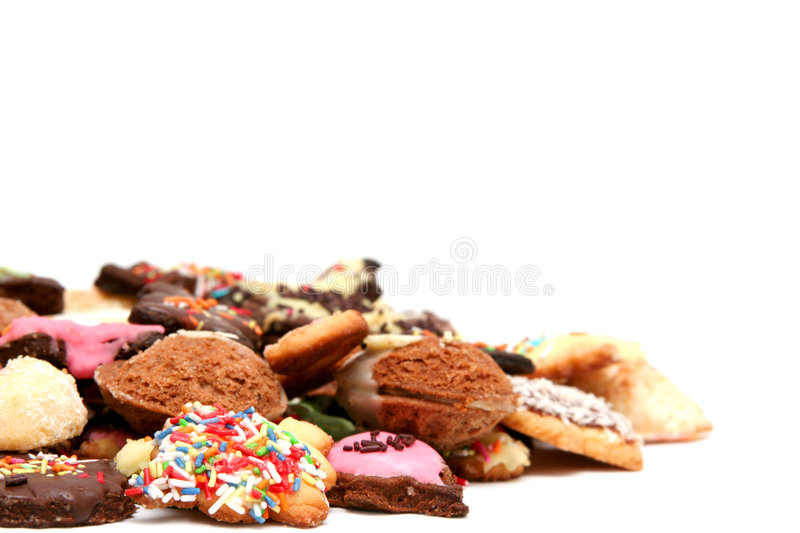 Download Christmas cookies stock image. Image of background, cakes - 1706505