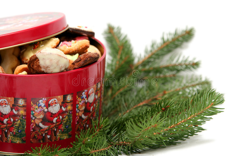 Download Christmas Cookies Royalty Free Stock Images - Image: 1708789