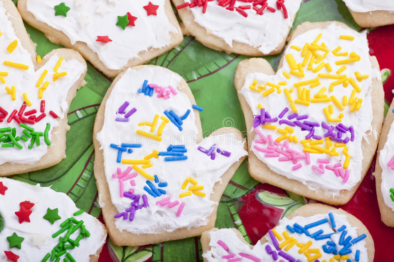 Download Christmas Cookies Royalty Free Stock Photos - Image: 25170208