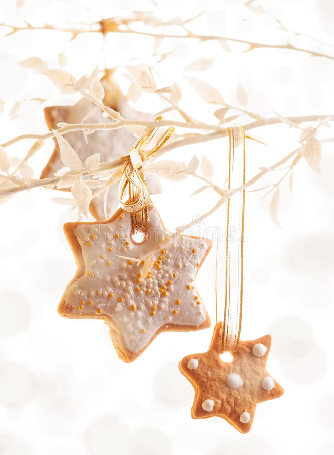 Free Christmas Cookies Royalty Free Stock Image - 27213456