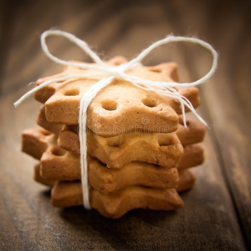 Free Christmas Cookies Royalty Free Stock Photos - 27881768