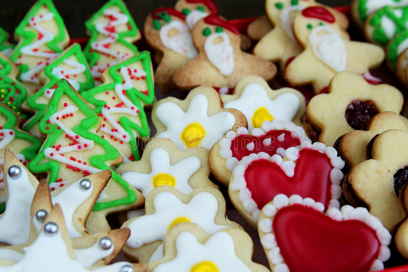 Download Christmas cookies stock image. Image of homemade, baked - 27897469