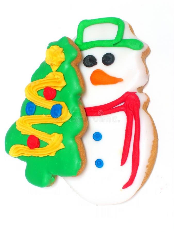 Download Christmas cookies στοκ εικόνες. εικόνα από γλυκός, χριστούγεννα - 380718