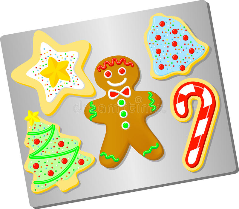 Baking Christmas Cookies Clipart.Christmas Cookies Stock Illustrations 9 670 Christmas