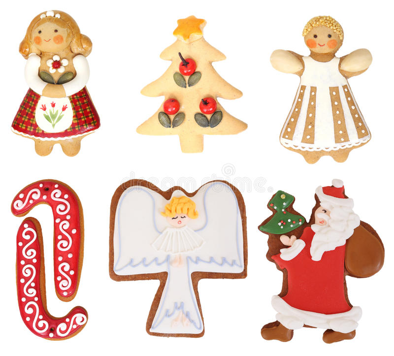 Download Christmas Cookies Collection Stock Image - Image: 26900455