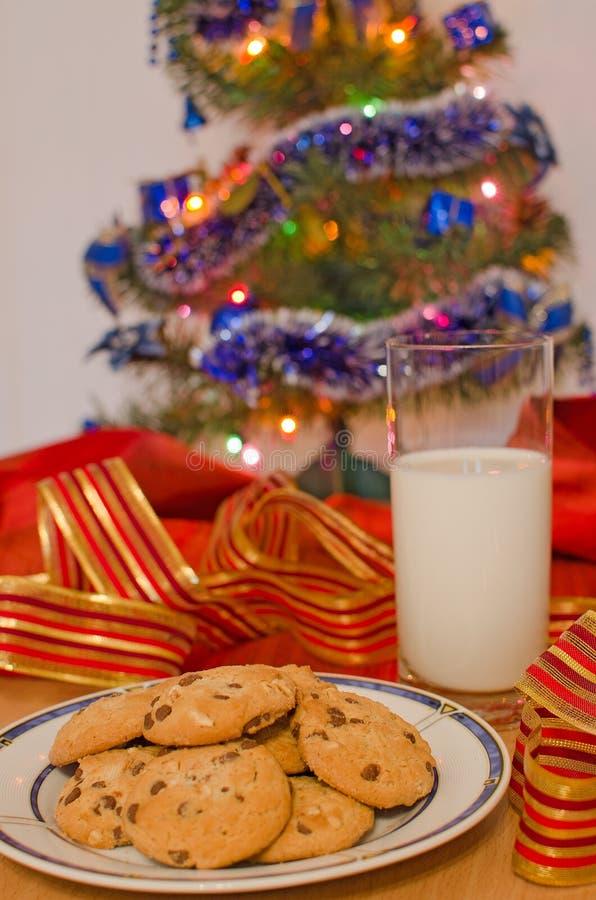 Download Christmas Cookies For Santa Stock Image - Image: 22164569
