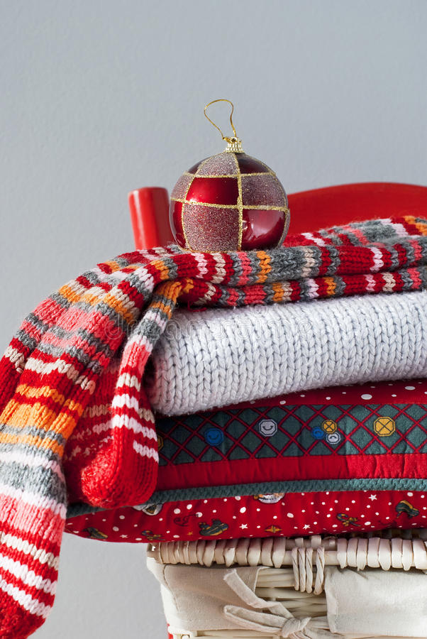 Christmas Country Gifts Stock Image