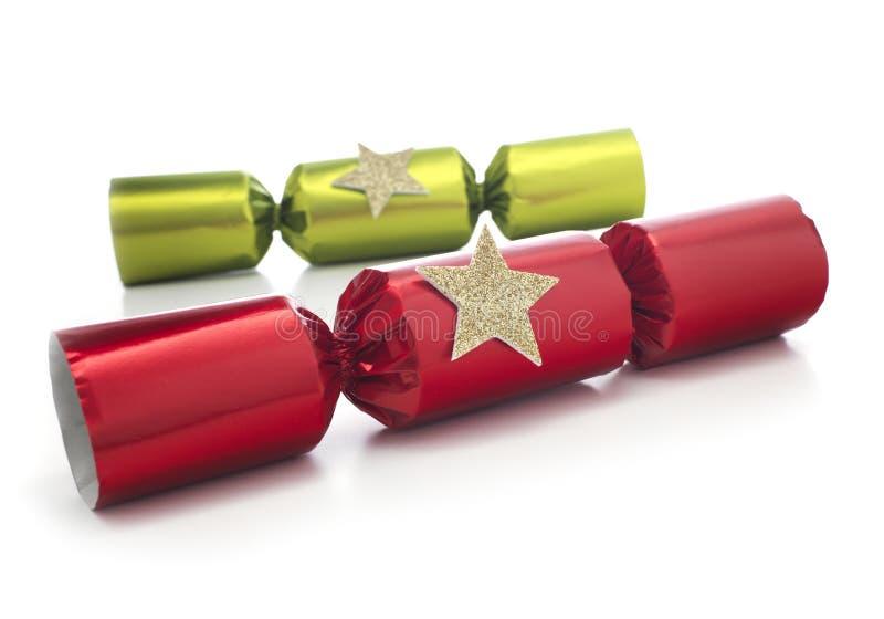Christmas Cracker stock images