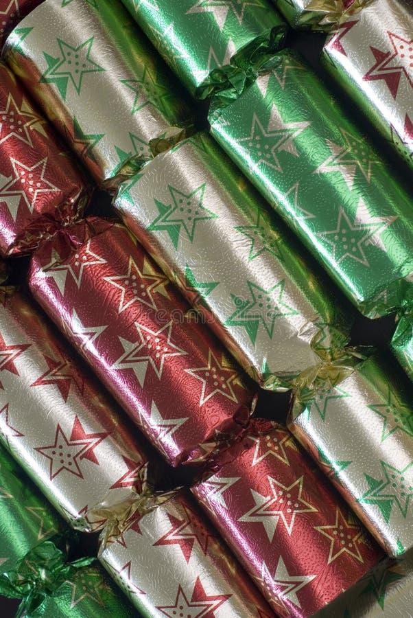 Download Christmas crackers stock image. Image of shape, christmas - 14359747