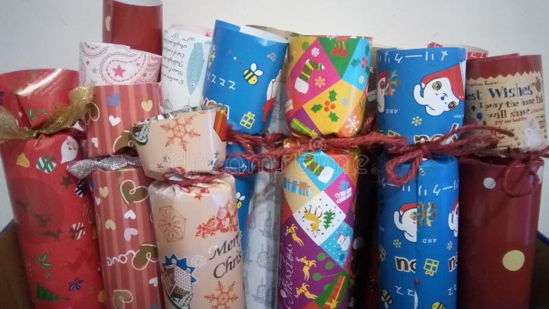 Christmas Crackers Free Public Domain Cc0 Image