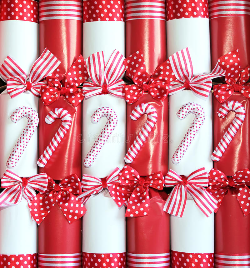 Free Christmas Crackers Background. Stock Photography - 16974582