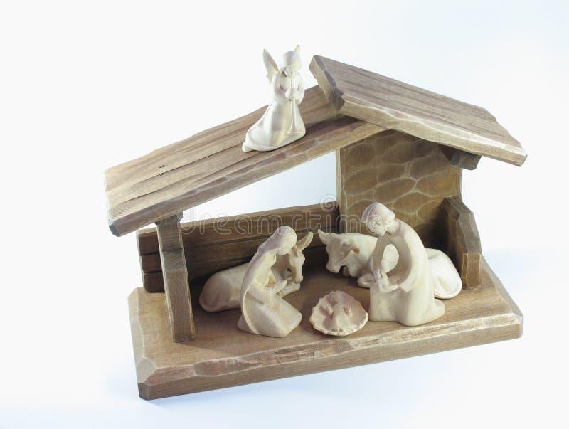 Download Christmas crib stock photo. Image of donkey, christmas, crib - 60526