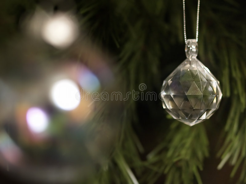 Christmas Crystal Stock Photos
