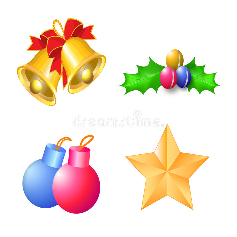 Free Christmas Day Decorations Stock Images - 6983444
