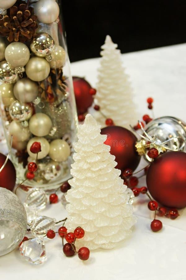 Christmas decor royalty free stock photo