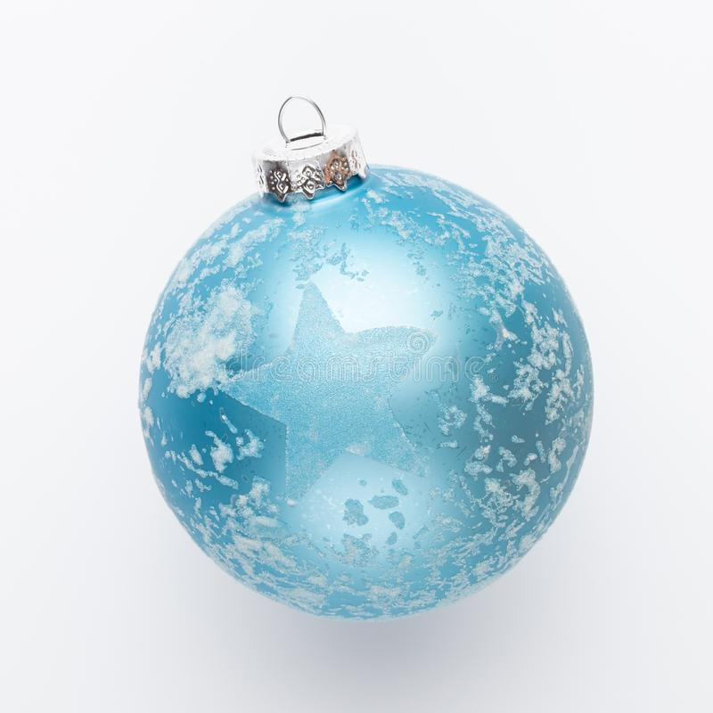 Christmas decor closeup on a white background. Isolated - Image.  royalty free stock photos