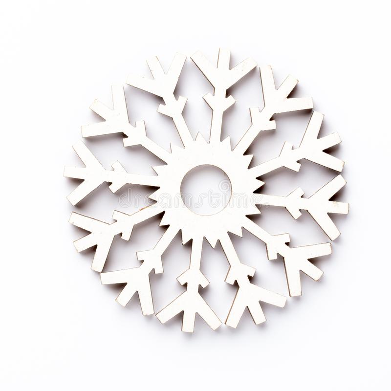 Christmas decor closeup on a white background. Isolated - Image.  stock photos