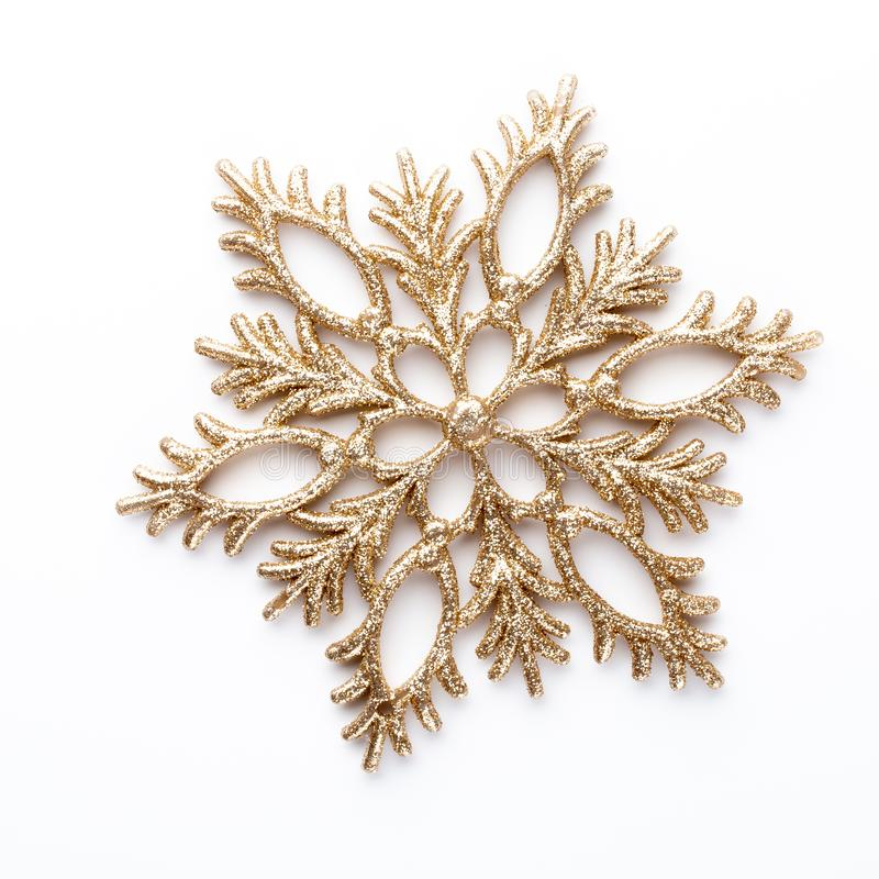 Christmas decor closeup on a white background. Isolated - Image.  stock photography