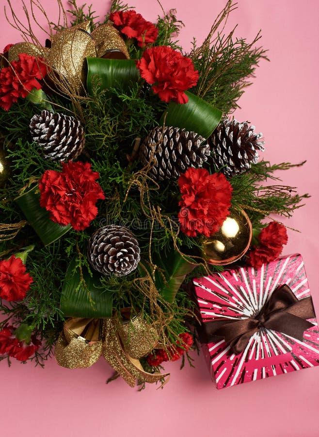 Christmas decoraion royalty free stock photos