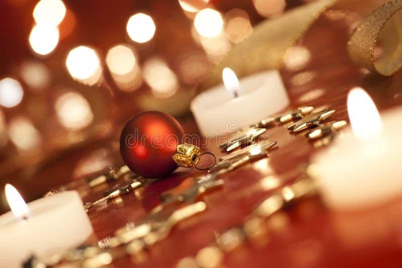 Download Christmas decoration. stock image. Image of burning, glow - 14855421