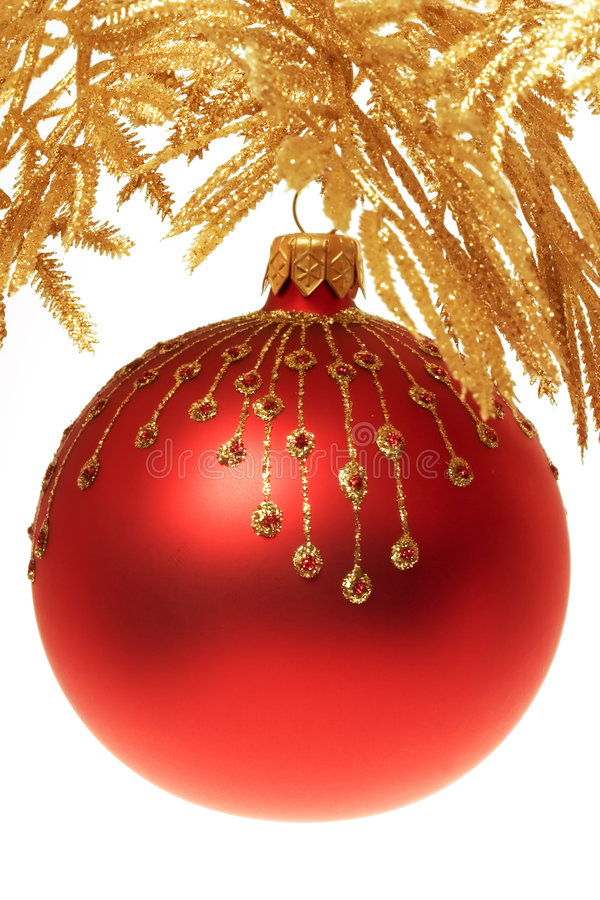 Download Christmas decoration stock photo. Image of baubels, happy - 1641426