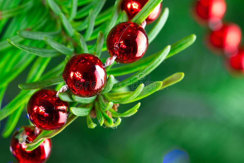 Download Christmas decoration stock photo. Image of glass, merry - 21069282