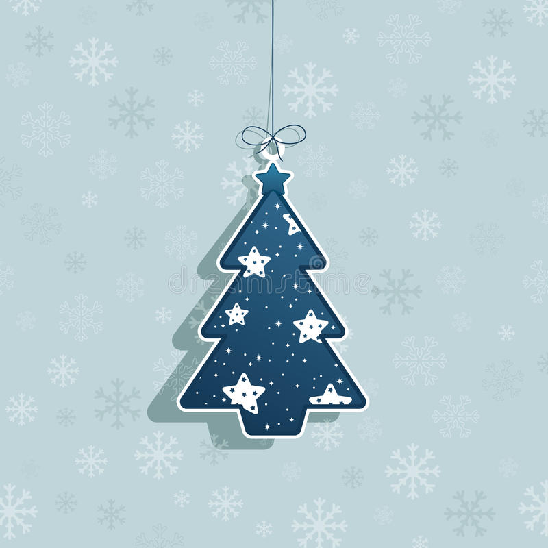 Christmas decoration vector illustration